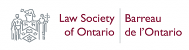 Logo of the Law Society of Ontario